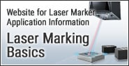 Website for Laser Marker Application Information Laser Marking Central