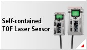 Self-contained TOF Laser Sensor
