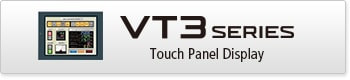 VT5 series Touch Panel Display