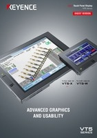 VT5 Series Touch Panel Display Digest version of catalogue