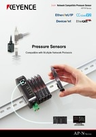 AP-N Series Network Compatible Pressure Sensor Catalogue
