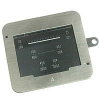 OP-51491 - VHX Calibration Scale (with Serial No. and Calibration Certificate)