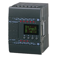 KV-16AR - Base Unit, AC Type, 10 Inputs and 6 Relay Outputs