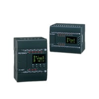 Visual KV series - Super-small Programmable Logic Controller with Built-in Display
